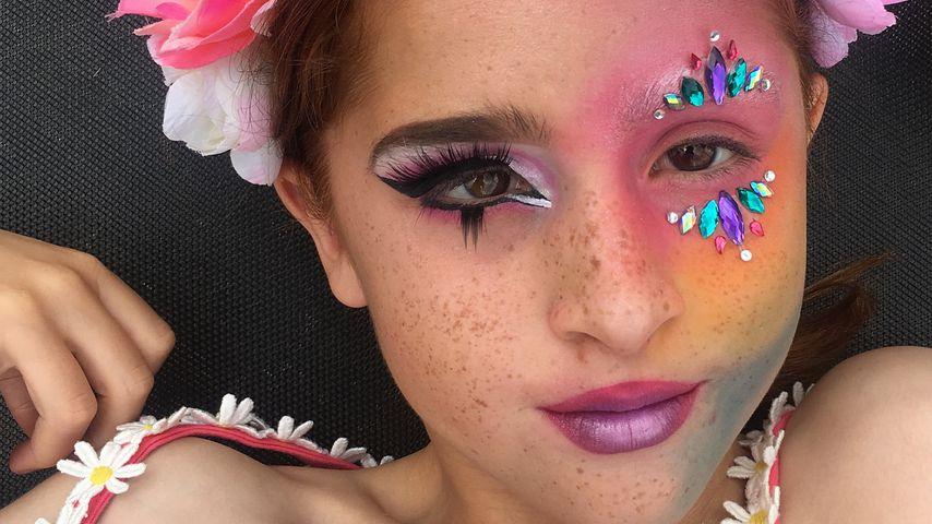 Dragqueen mit elf Jahren! Violet Vixen schon Instagram-Star