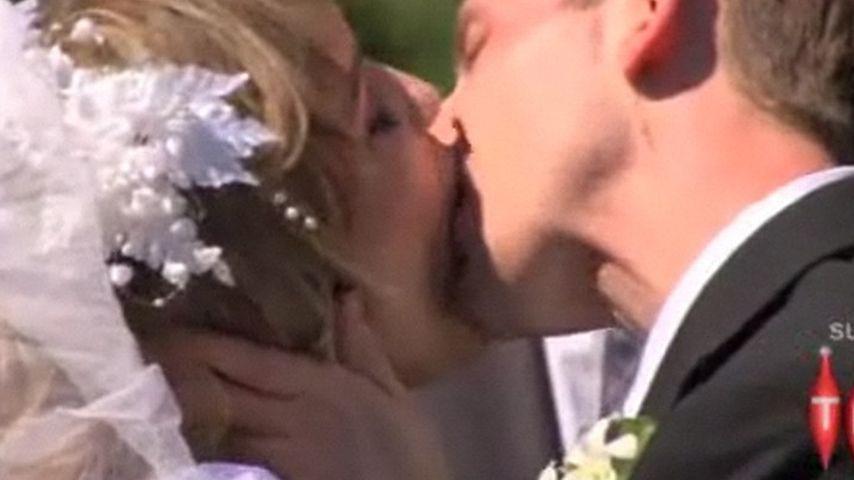 TV-Paare erste Küsse