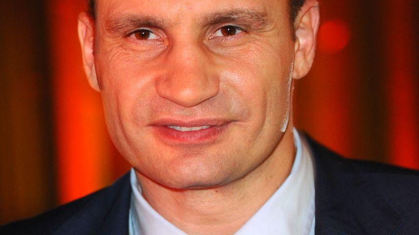 Ex-Boxer so sanft! Vitali Klitschko hat ein Herz für Kinder