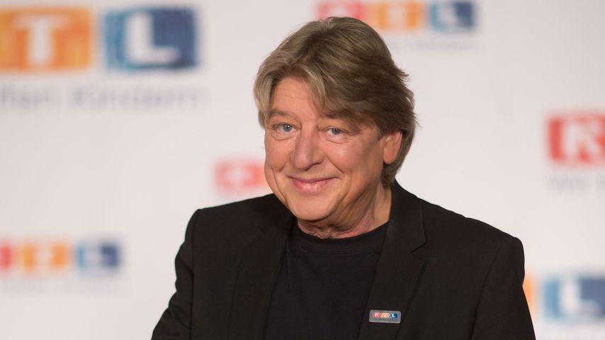 Walter Freiwald, TV-Moderator
