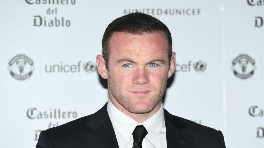 Nach Knutscherei mit Partygirl: Wayne Rooney will Ehe retten