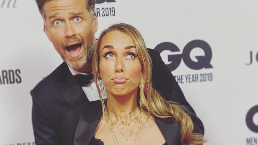 Wayne und Annemarie Carpendale: GQ-Awards: Dieses Foto sorgt für Aufsehen