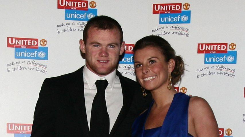 Trip für 114.000 Euro: Mega-Geschenk für Wayne Rooneys Frau!