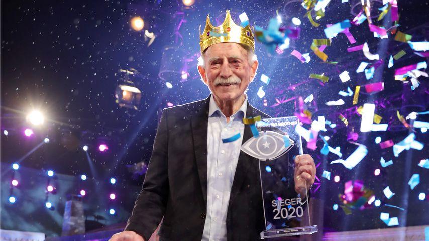 """Nach """"Promi Big Brother""""-Sieg: Das sind Werner Hanschs Ziele"""