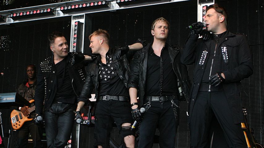 Westlife in England