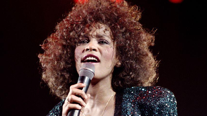 Whitney Houston im Jahr 1988