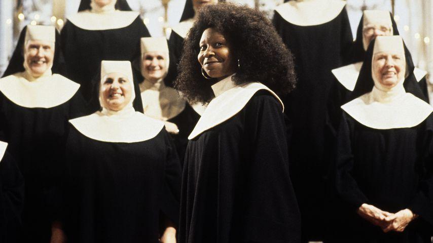 """Whoopi Goldberg im Film """"Sister Act"""""""