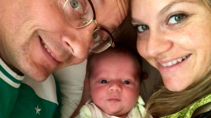 Im Papa-Glück: Wigald Boning ist wieder Vater geworden!