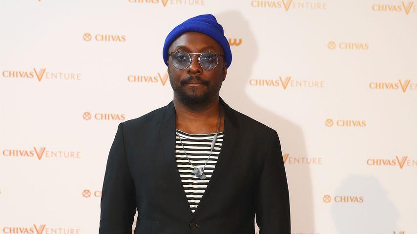 Black Eyed Peas: Will.I.Am bricht sich den Fuß