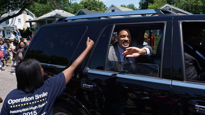 Abschied von Muhammad Ali: Will Smith & Co. sagen Lebwohl!
