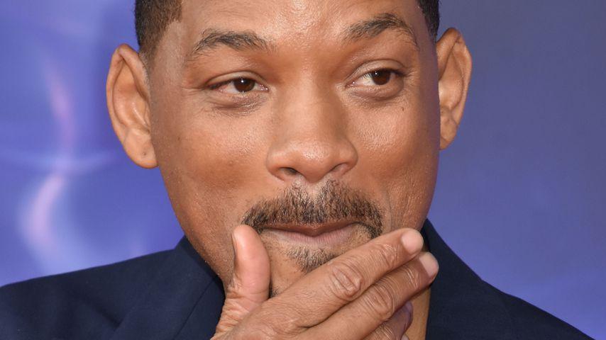Große Fußstapfen: Will Smith hatte Angst vor Dschinni-Rolle!