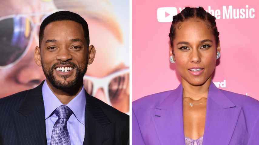 Will Smith und Alicia Keys drehen YouTube-Originalserien