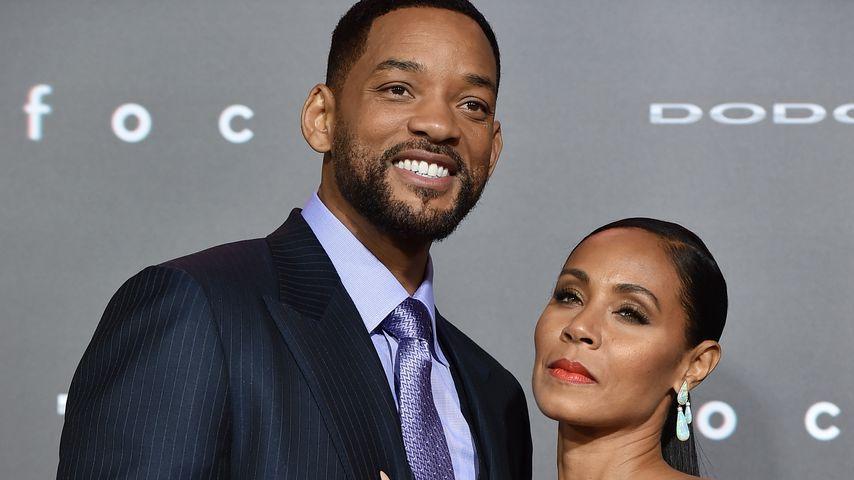 Will Smith und seine Ehefrau Jada