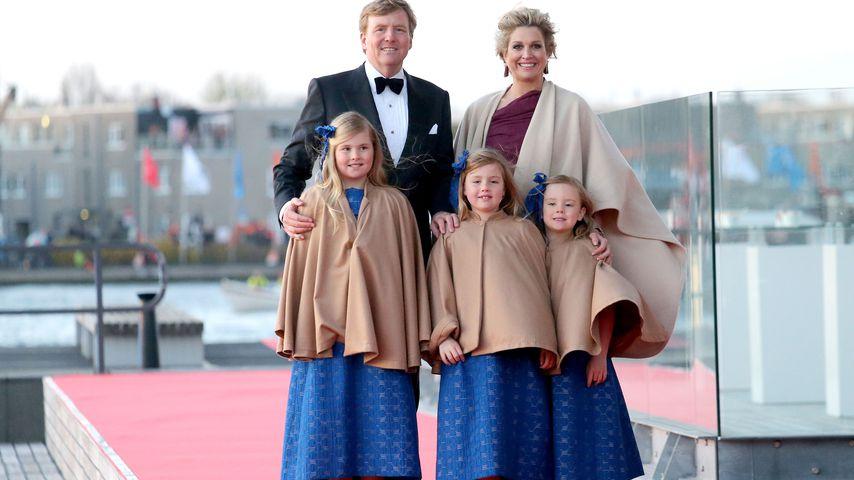 Bayerischer Empfang: Willem-Alexander & Máxima in München