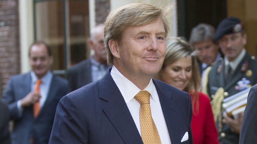 Knete für den König: Willem-Alexander bekommt mehr Geld