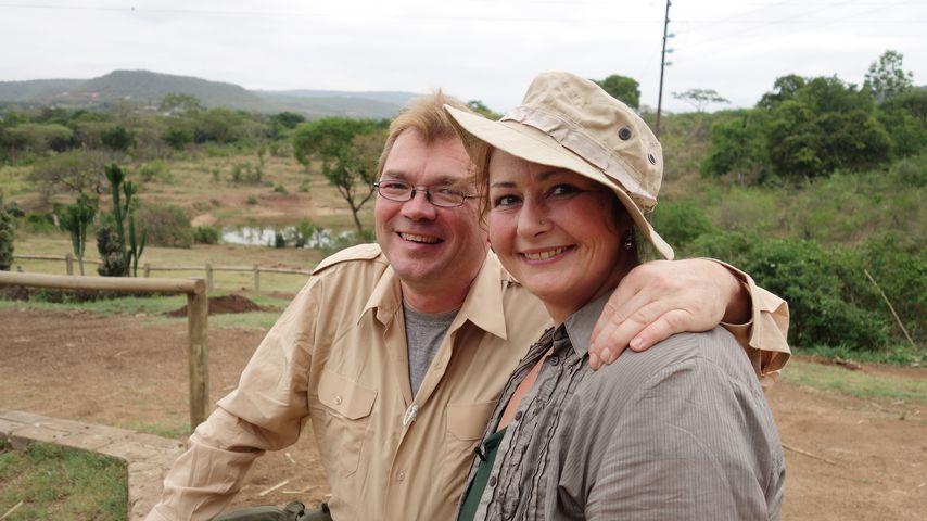 Im Südafrika-Urlaub: Bauer Willi hat Telefonbuch im Koffer!