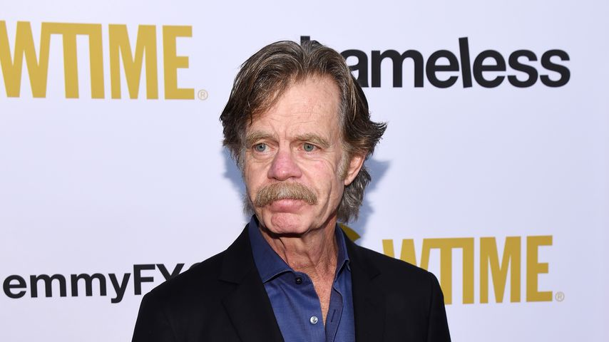 "William H. Macy, ""Shameless""-Star"