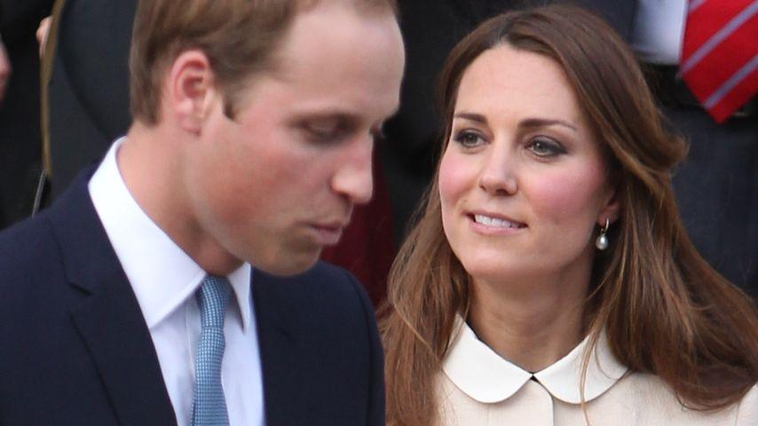 Kate & William: So süß ist ihr Spitzname fürs Baby