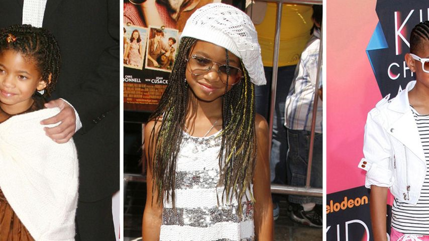 Willow Smith: Eine Mini-Fashionista wird 12