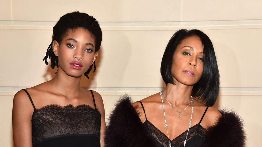 Willow Smith und Jada Pinkett-Smith