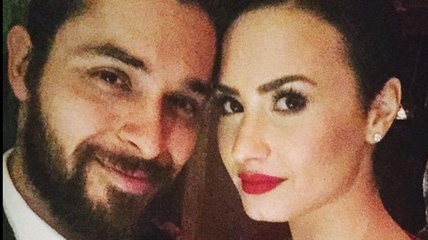 Demis Lovatos Zusammenbruch: Ihr Ex ist am Boden zerstört!