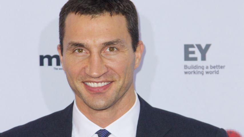 Wladimir Klitschko: Total verliebt in Tochter Kaya