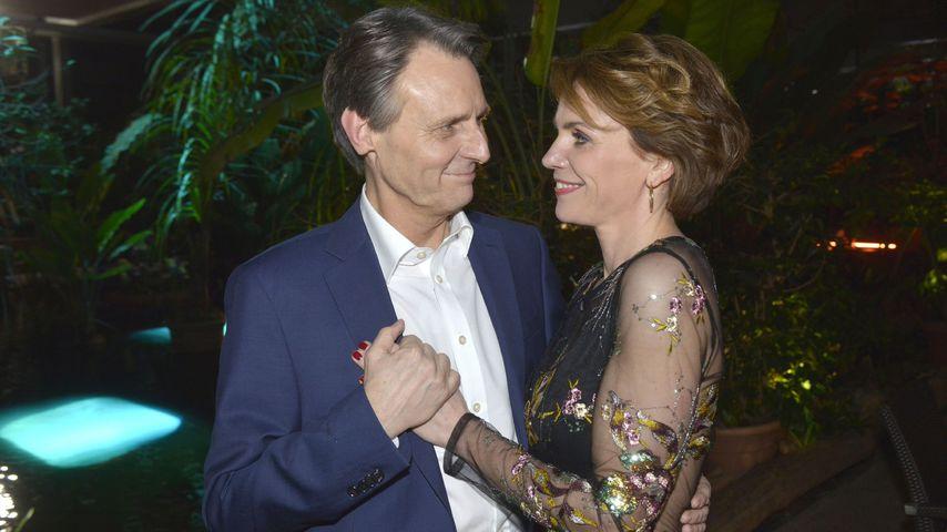 """Jo Gerner (Wolfgang Bahro) und Yvonne Bode (Gisa Zach) bei """"Gute Zeiten, schlechte Zeiten"""""""