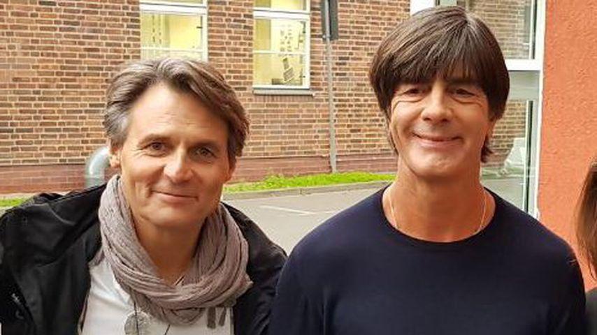 Kicker-Alarm! GZSZ-Gerner trifft Jogi Löw & andere DFB-Stars