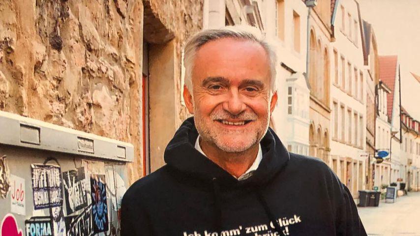 Wolfgang Griesert, Vater des neuen Bachelors Niko Griesert