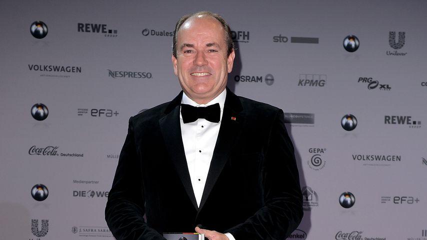 Wolfram Kons beim Deutschen Nachhaltigkeitspreis