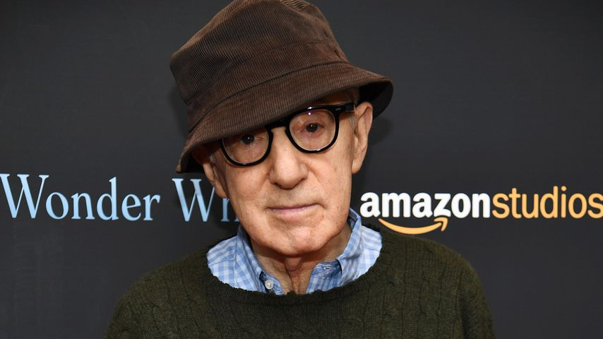 Woody Allen im November 2017