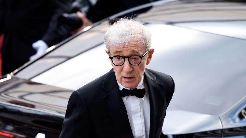 Woody Allen beim Cannes Filmfestival, 2016
