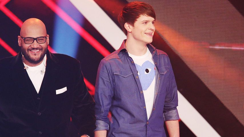 Barne nach X Factor-Aus: Was wird aus seinem Song?