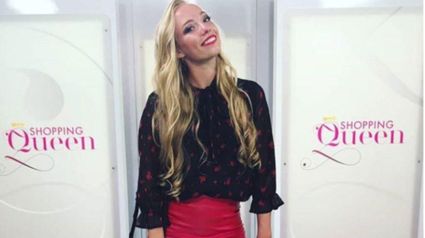 "Yana Morderger bei ""Shopping Queen"""