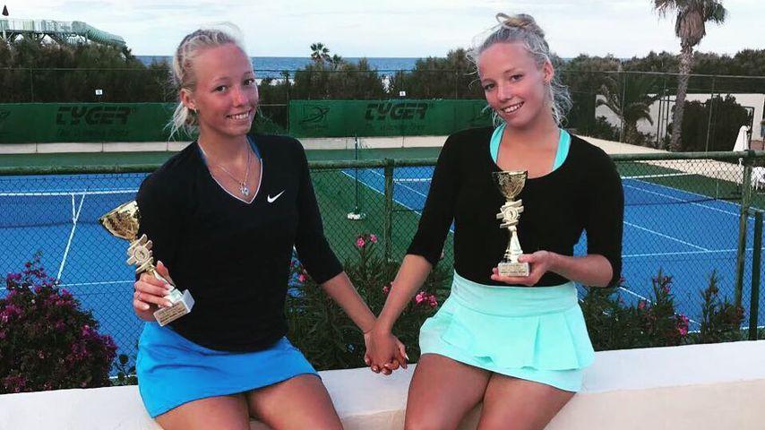 Yana und Tayisiya Morderger, Tennis-Profis