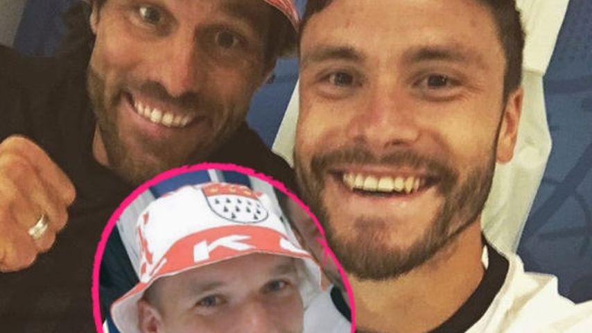 Kölner EM-Trio: So cool sind Poldi, Hector & Mr. Powerriegel