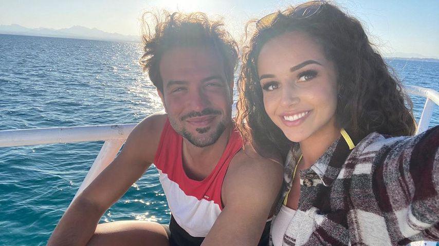 Yasin und Samira im August 2020