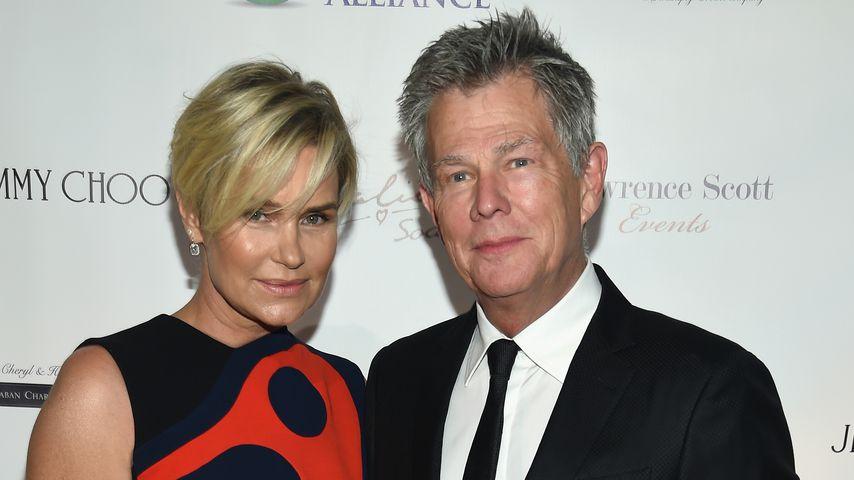 Yolanda und David Foster bei der Uniting for a Lyme Free World Gala in New York City