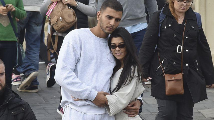 Younes Bendjima und Kourtney Kardashian