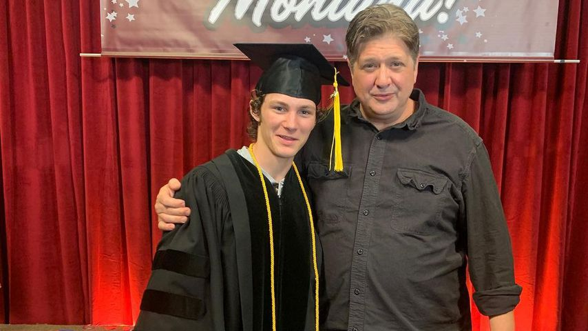 """Young Sheldon"": Montana Jordan und Lance Barber"