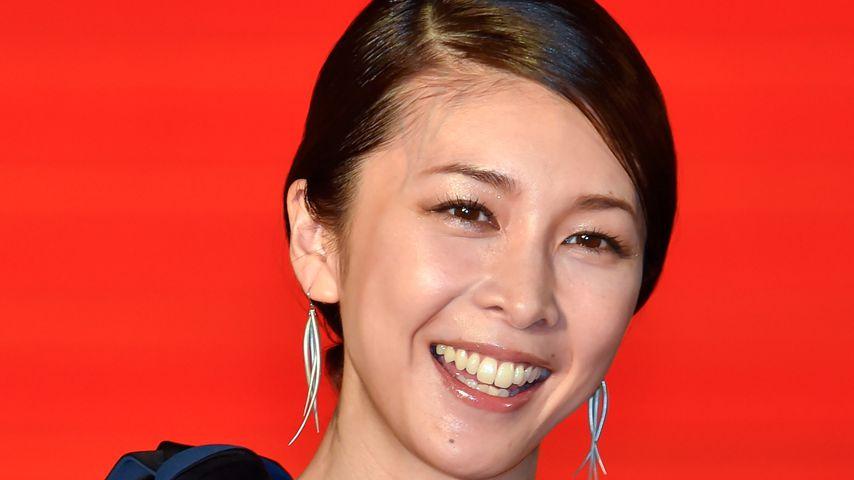 Yuko Takeuchi beim Tokyo International Film Festival 2015