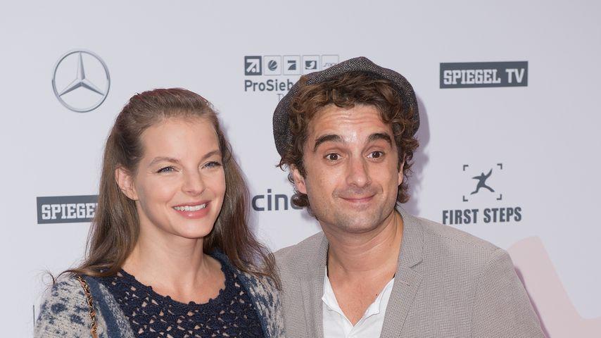 Seltener Anblick: Yvonne Catterfeld zeigt Sohn Charlie!