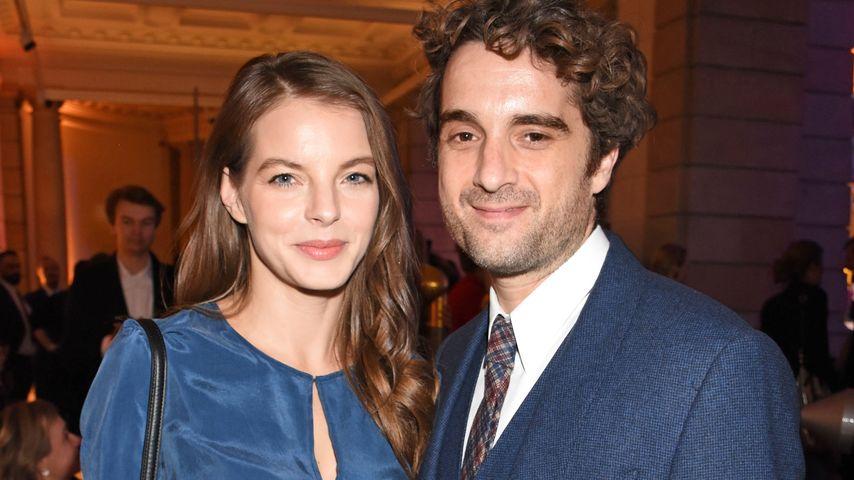 Yvonne Catterfeld und Oliver Wnuk auf der Berlinale im Februar 2016