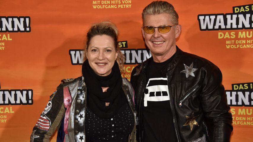 Yvonne König und Markus Mörl im März 2019