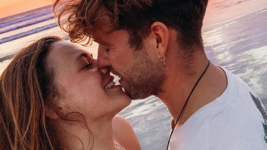 Yvonne Pferrer und Jeremy Grube, ehemalige TV-Darsteller