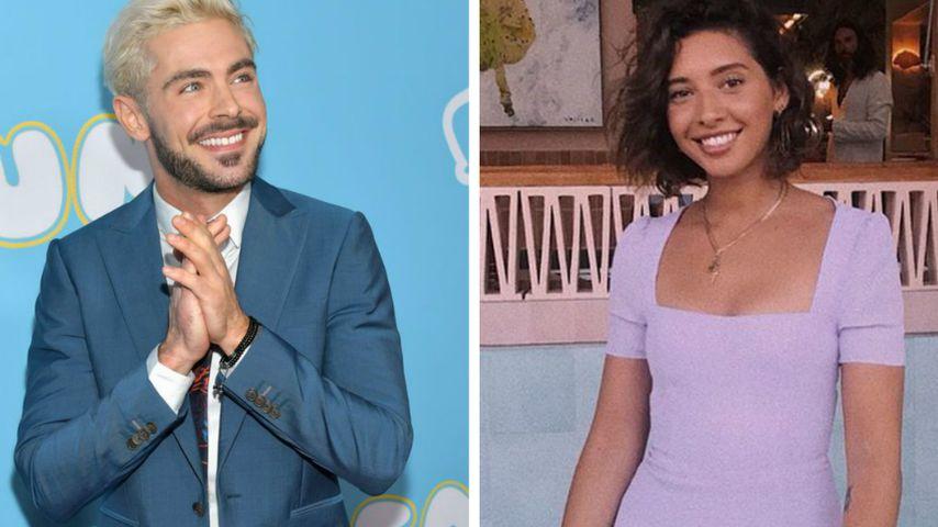 Zac Efron führt wegen Vanessa Valladares ein ruhigeres Leben