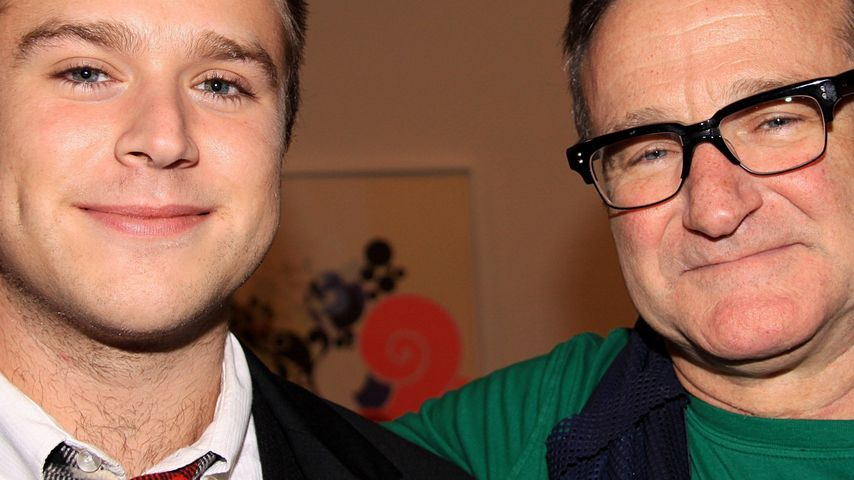 Robin Williams: Sohn Zak will sein Erbe fortführen