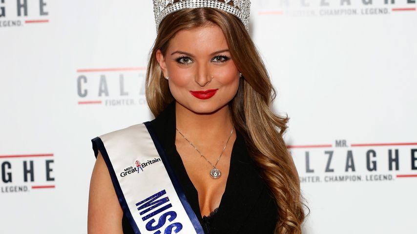 Titel aberkannt! Miss Great Britain für Sex im TV bestraft
