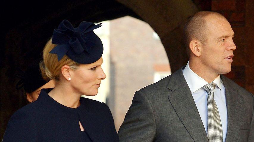 So schwanger ist Prinz Williams Cousine Zara!