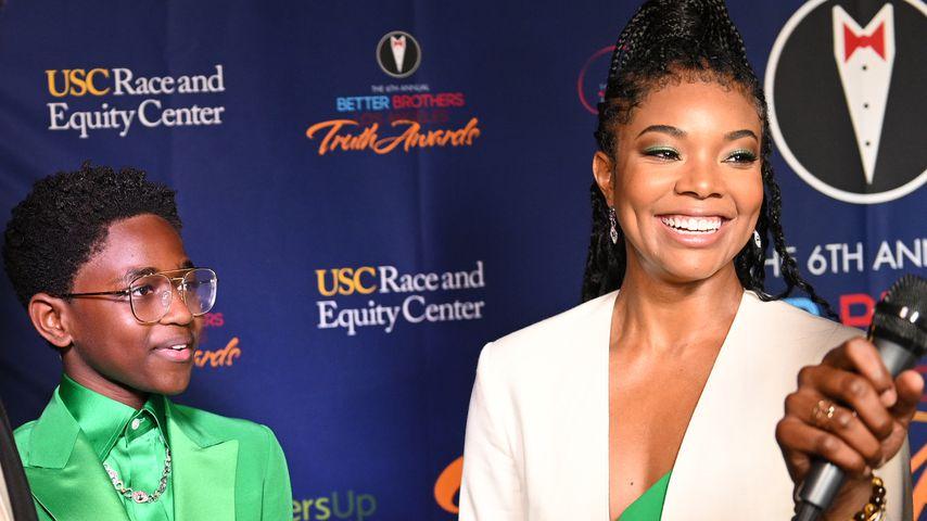 Zaya Wade und ihre Mutter Gabrielle Union